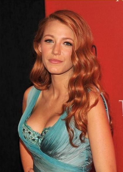 New Look para Blake Lively en la Gala Time 100