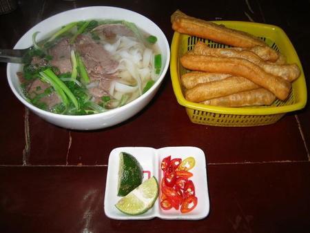 Pho, cocina vietnamita
