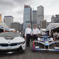 BMW participará como constructor oficial en la Fórmula E