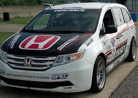 Simon Pagenaud disputará Pikes Peak a bordo de un Honda Odyssey de 532 CV