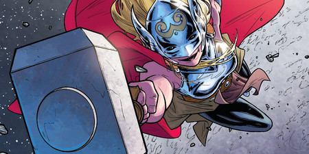 The Mighty Thor Jane Foster Marvel 2