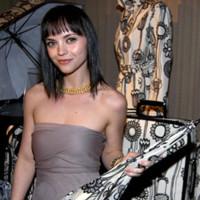 Christina Ricci nueva cara de Samsonite Black Label