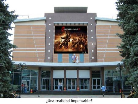 Gears of War 2 en el cine