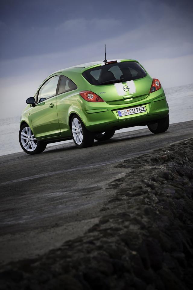 Foto de Opel Corsa 2011 (4/11)