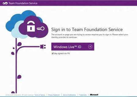 Team Foundation Service
