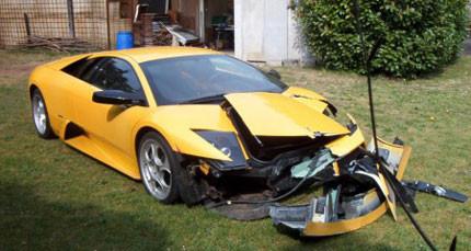 A los Lamborghini Murciélago no les gustan los gatos