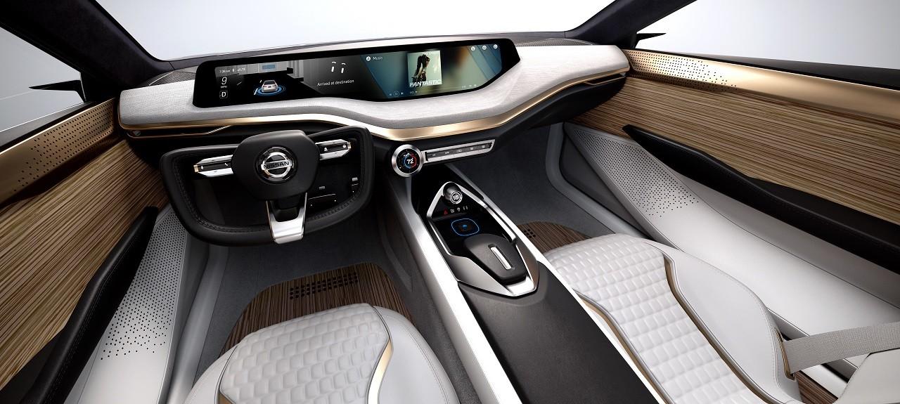 Foto de Nissan Vmotion 2.0 Concept (1/13)