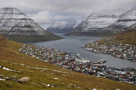 Faroe Islands Bordoy Klaksvik 3