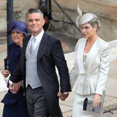 Así lucieron los hombres más elegantes en la moda de la princesa Eugenia y Jack Brooksbank
