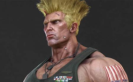 'Street Fighter' pasado por el filtro del Unreal Engine