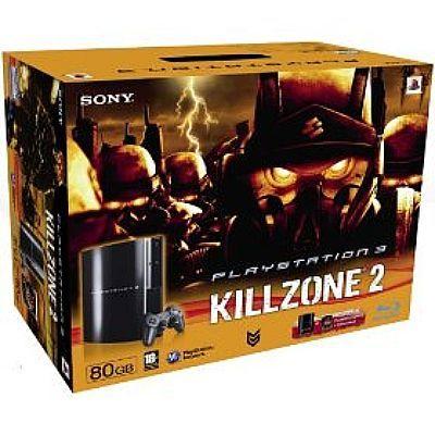 'Killzone 2' y PS3: precio del pack en el Reino Unido