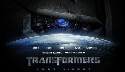 Trailer de 'Transformers'