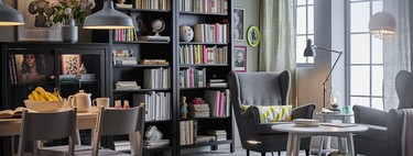 El reto de la semana: 10 claves para ordenar la librería de tu salón
