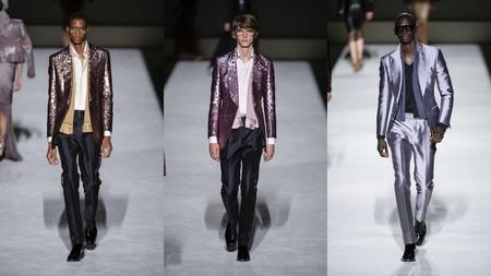 Tom Ford Inaugura La Semana De La Moda De Nueva York Con Una Paleta Fresca Y Animal Print 3