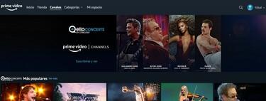 Canales de Prime Video: qué son y cómo concratar suscripciones adicionales