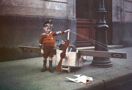 Léon Gimpel, el fotógrafo que documentó la Belle Époque parisina en color