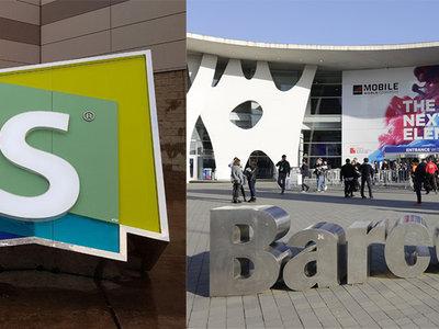 El MWC de Barcelona funciona mucho mejor que el CES de Las Vegas: una visión tras trabajar en ambas ferias