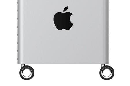 Ya podemos comprar en México el kit de ruedas de Apple para la Mac Pro... si tenemos más de 19,000 pesos