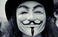 Anonymous ataca sitios web del gobierno mexicano