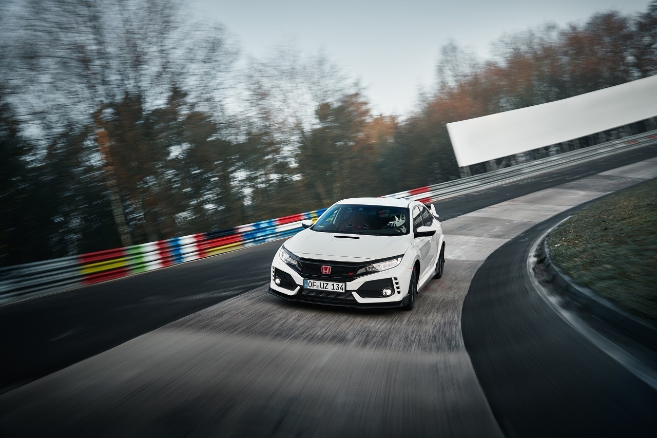 Foto de Honda Civic Type R (1/15)