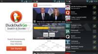 DuckDuckGo Search & Stories para iOS y Android