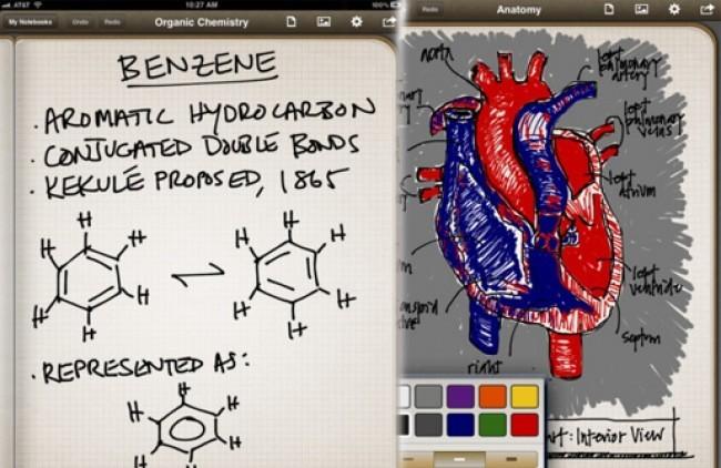 ¿Quieres dibujar en tu iPad? Tres aplicaciones que te pueden ayudar
