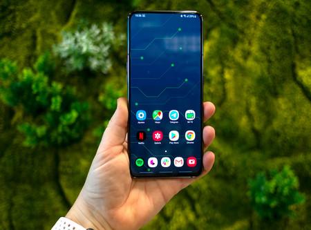 Samsung Galaxy A80 Pantalla 02
