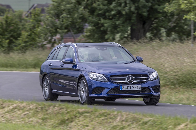 Foto de Mercedes-Benz Clase C 2018, toma de contacto (237/255)