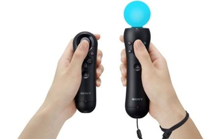 PS Move de Sony mandos de control