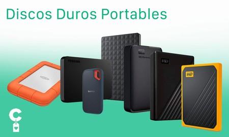 LaCie, Western Digital, Toshiba o Seagate: 11 discos duros portables para el nuevo curso