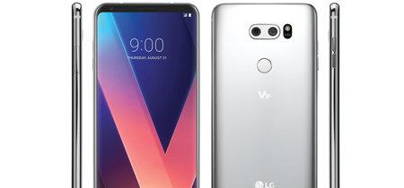 Según evleaks, este sería el LG V30