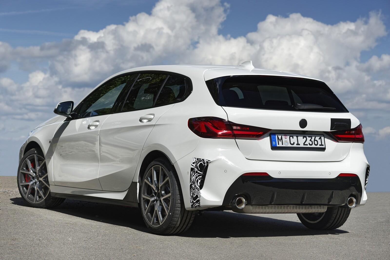 Foto de BMW 128ti 2021 (2/21)