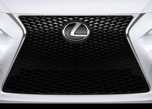 Logos de coches: Lexus y la 'L' del lujo