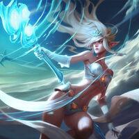 Guía de Janna en League of Legends: una support de corte clásico