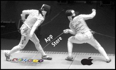 Apple también pide a GetJar que deje de usar el término App Store, GetJar le responde