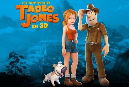 Taquilla española   Tadeo Jones sigue en la cima