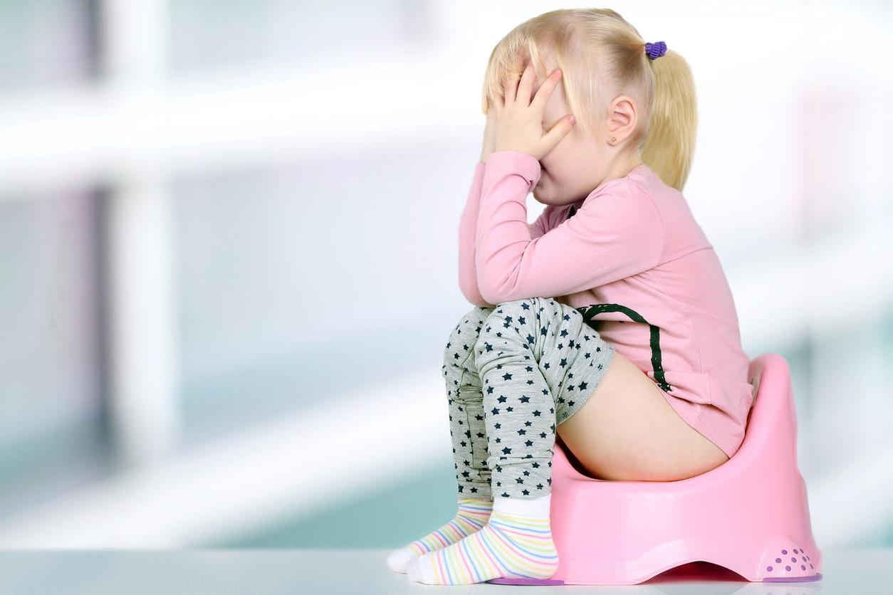 como hacer que un niño haga caca en el vater