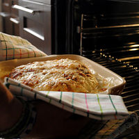 Lasaña mexicana de pollo, la receta que te pedirán una y otra vez