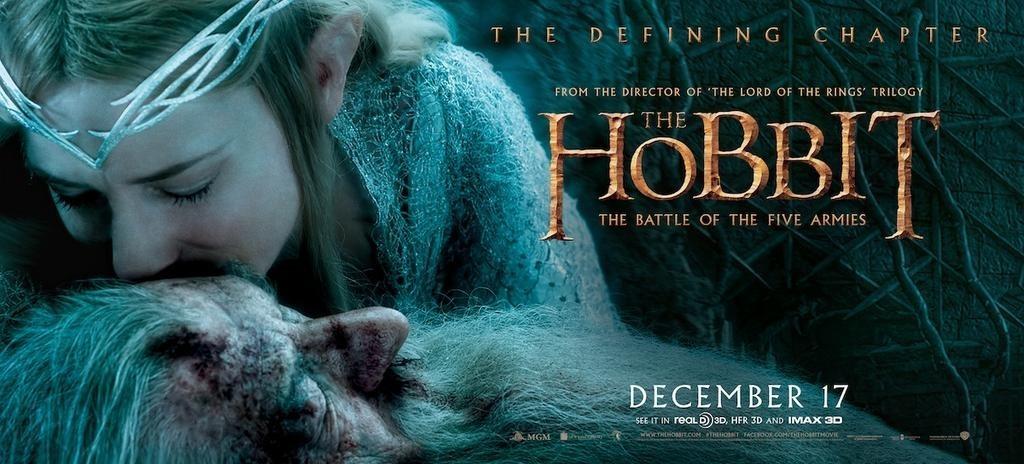 Foto de 'El hobbit: La batalla de los cinco ejércitos', carteles (19/29)