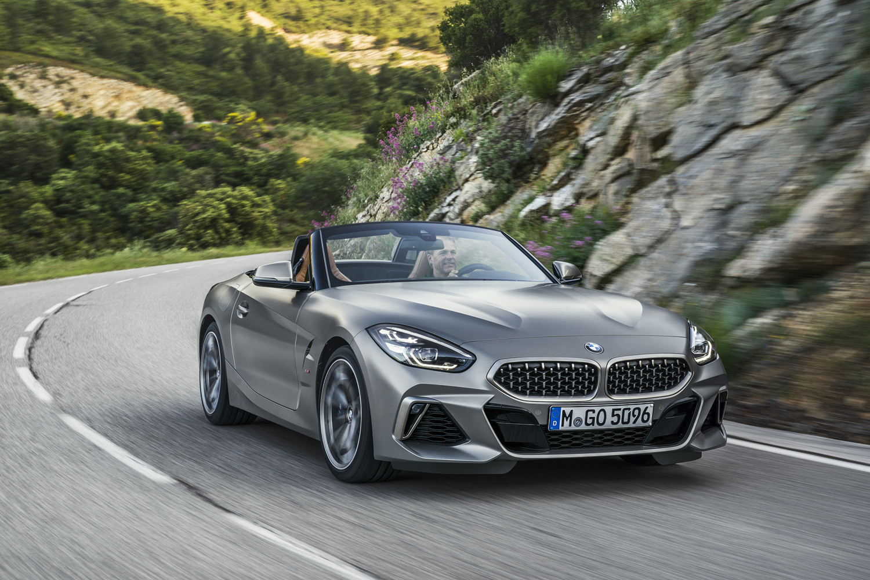Foto de BMW Z4 (35/56)