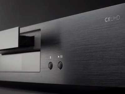 Cambridge Audio lanza su propio reproductor Blu-ray UHD con Dolby Vision