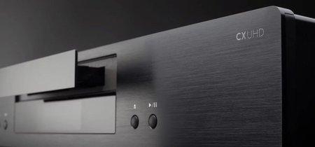 Cambridge Audio lanza su propio reproductor Blu-ray UHD con Dolby Vision