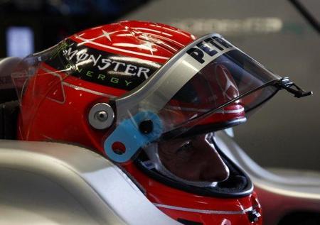 Michael Schumacher cree que puede ser campeón del mundo por octava vez
