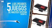 Los cinco peores juegos de Sega Master System según Vida Extra