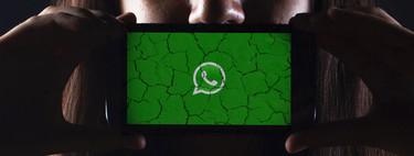 Estar en grupos de WhatsApp que tengan nombres con palabras como 'pornografía infantil' puede hacer que te expulsen de la plataforma