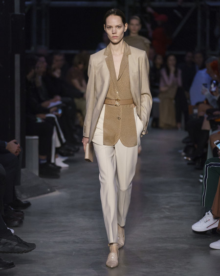 Burberry Autumn Winter 2019 Collection Look 76