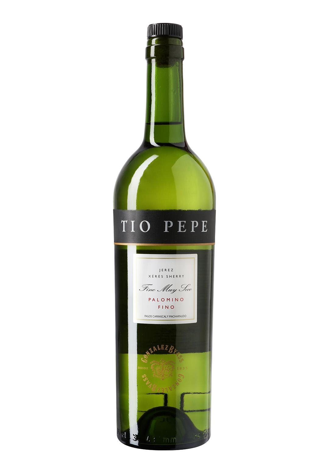 Fino Tío Pepe. DO Jerez-Xérès-Sherry