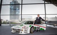 """BMW M1 Procar """"Yes to the Nürburgring"""" y el hombre que colecciona todos los BMW M"""
