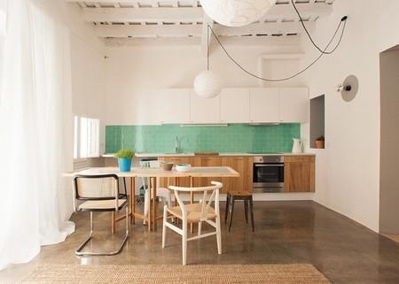 Puertas abiertas: Twin house, dos apartamentos gemelos en Barcelona