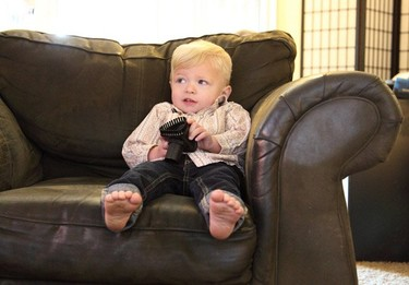Por qué los niños deben ir descalzos por casa
